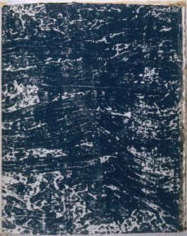 """Mar"" in the book Le Mirivis des naturgies (Paris: Jean DuBuffet, 1963)"