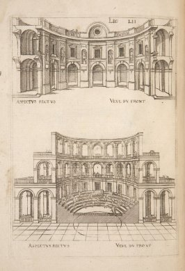 Plate 52 in the book Leçons de perspective positive (Paris: Mamert Patisson, 1576)