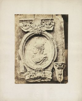 Untitled (Architectural Fragment)