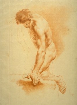 Academic Study of Male Nude