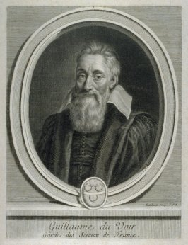 Portrait of Guillaume du Vair, Warden of the Seals