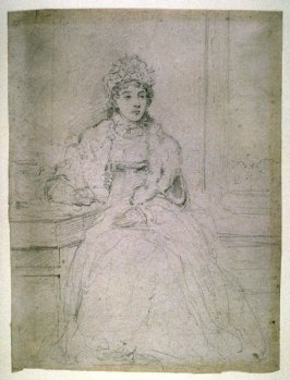 Portrait of the Countess of Coventry (Presumed)