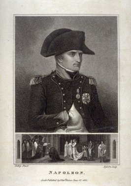 Napoleon, after Isabey