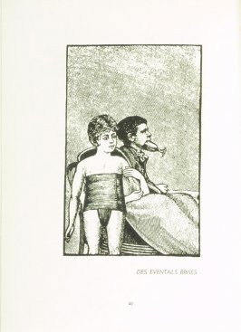 Illustration 20 in the book Misfortunes of the Immortals by Paul Eluard (New York: The Black Sun Press, 1943); translation by Hugh Chisholm
