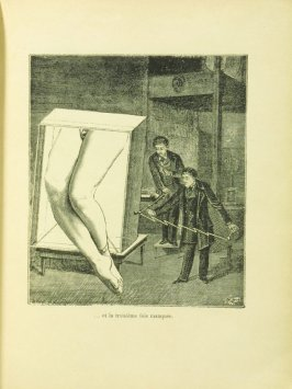 Illustration 4 in the book La Femme 100 Tetes