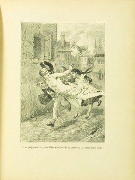 Illustration 18 in the book La Femme 100 Tetes