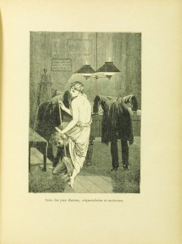 Illustration 20 in the book La Femme 100 Tetes