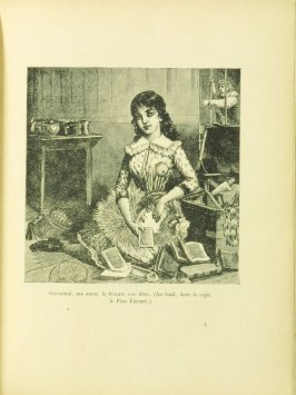 Illustration 23 in the book La Femme 100 Tetes