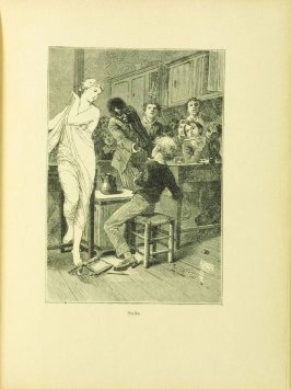 Illustration 25 in the book La Femme 100 Tetes