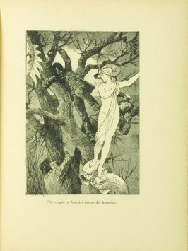 Illustration 30 in the book La Femme 100 Tetes