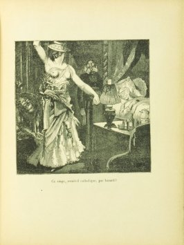Illustration 33 in the book La Femme 100 Tetes