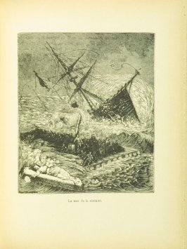 Illustration 98 in the book La Femme 100 Tetes