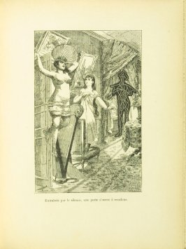 Illustration 103 in the book La Femme 100 Tetes