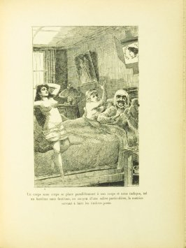 Illustration 104 in the book La Femme 100 Tetes