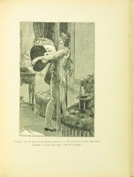Illustration 107 in the book La Femme 100 Tetes
