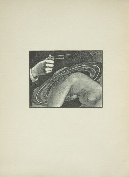 """ Mon petit mont blanc "", in the book Les Malheurs des immortels (The Misfortunes of the Immortals) by Paul Eluard (Paris: Edition de la Revue, 1945)"