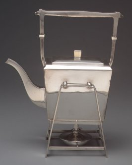 Kettle, Stand and Burner