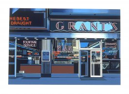 Grant's, from Urban Landscapes Portfolio