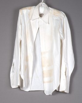 Dress shirt with collar