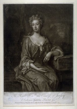 Portrait of Anne, Countess of Jersey