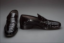 Man's loafers