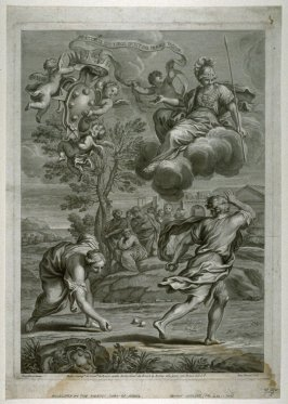 Allegory on the Medici Coat-of-Arms