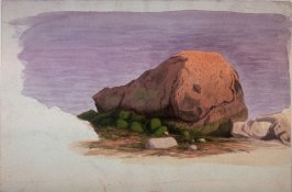 Untitled (rocks by the seashore)