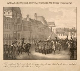 Napoleonic War Series II: Establishment of the Consulate at the Tuileries
