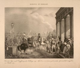 Napoleonic War Series II: Entry in Berlin