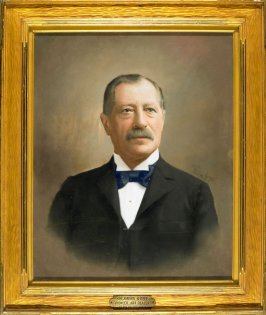 Portrait of Solomon G. Gump