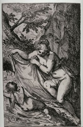 Venus Covering Sleeping Amor, from the series Scherzi d'Amore (The Sport of Love)
