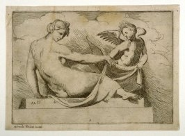 Venus (Seen from the Back), from the series, Four Divinities