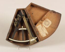 Sextant with case