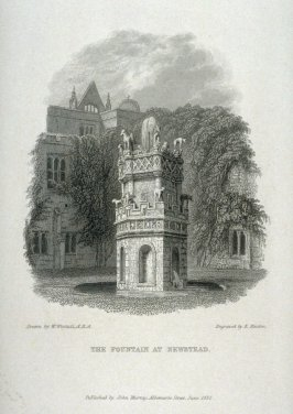 The Fountain at Newstead