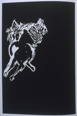 """Horse"" in the book Bestiary by Bradford Morrow (New York: Grenfell Press, 1990)."