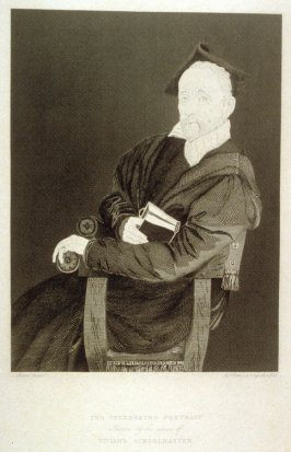 Titian's Schoolmaster, twelfth plate in the book, [Buchanan's Gallery], an untitled collection of engravings primarily from Select Work of Engravings (London: Historic Gallery, 1813-14)]