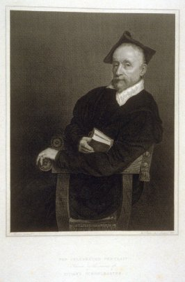 Titian's Schoolmaster, fourteenth plate in the book, [Buchanan's Gallery], an untitled collection of engravings primarily from Select Work of Engravings (London: Historic Gallery, 1813-14)]