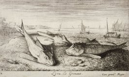 Lyra, Le Grenaut (The Gurnard), from Salt Water Fish, Part I