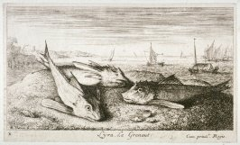 Lyra, Le Grenaut (The Gurnard), from Salt Water Fish), Part I