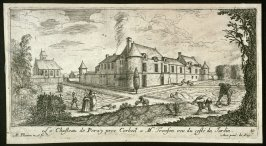 Château of Peray, from Landscapes Near Paris
