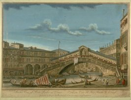 Another view of Ponte Realto at Venice