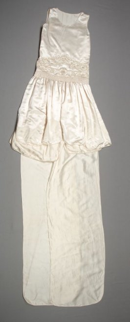 Wedding Dress( and underdress-b,see remarks)