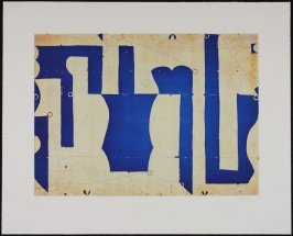 Seven String Etching No.6