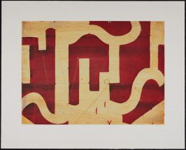 Seven String Etching No.7