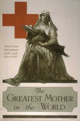 The Greatest Mother in the World - World War I Poster