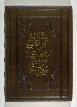Milton's L'Allegro and Il Penseroso, Illustrated with Etchings on Steel by Birket Foster (London: W. Kent & Co., 1859)