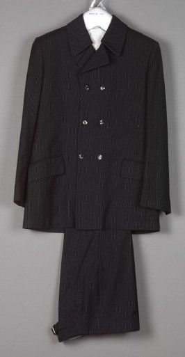 Man's suit; jacket and pants