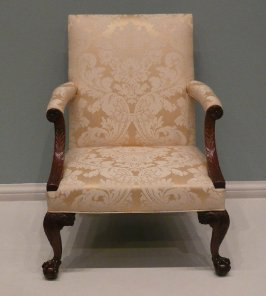 Library Armchair from Clandon Park