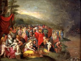 Passage of the Children of Israel through the Red Sea