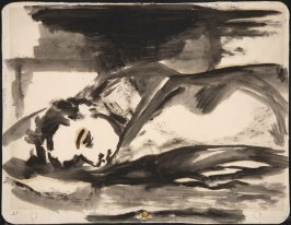 Untitled (Figure, Sleeping)